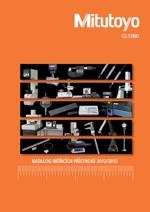 Katalog Mitutoyo 2012-2013